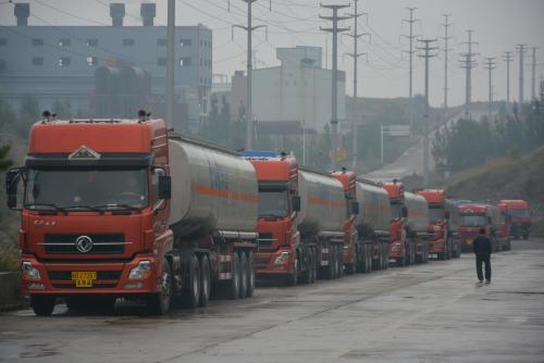 公司油品产销一路飘红 - 企业动态 - 神木富油能源
